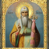 Святитель Алексий митрополит Московский и всея России чудотворец