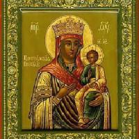 Цареградская икона Божией Матери