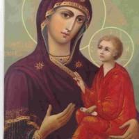 Нарвская икона Божией Матери