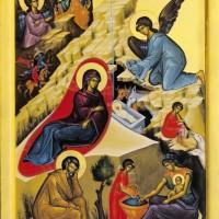 Рождество Господа и Спаса нашего Иисуса Христа
