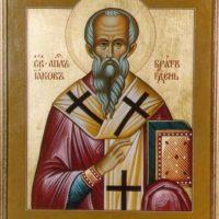 Апостол Иаков Заведеев